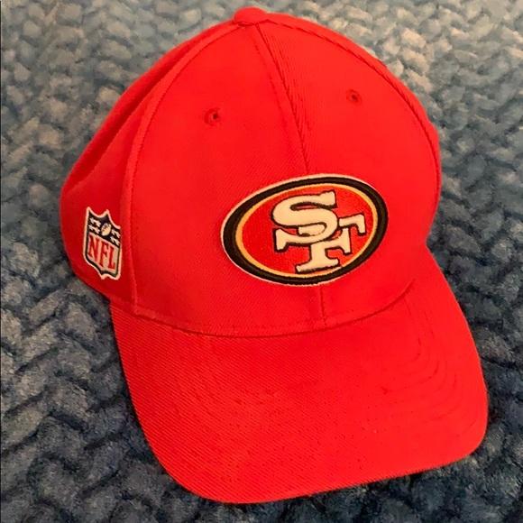 b5e61b9f0f8368 Reebok Accessories | Sf Hat San Francisco 49ers | Poshmark